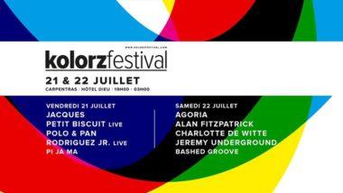 Kolorz Festival - Été 2017