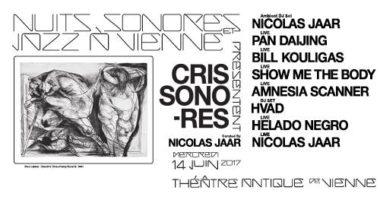Cris Sonores curated by Nicolas Jaar