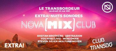 Extra! Nuits sonores : Nova [Mix] Club