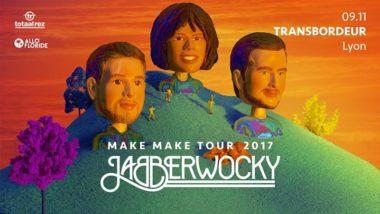 Jabberwocky - Le Transbordeur, Lyon - 09/11