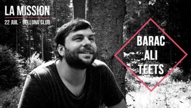 La Mission — Barac, Ali, Teets.