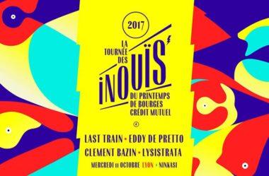 Ninkasi et Réseau Printemps présentent : La Tournée des iNOUïS