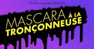 Mascara à La Tronçonneuse : L'anniversaire de Fifi du Calvaire
