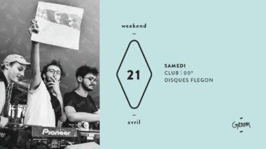 Club : Disques Flegon