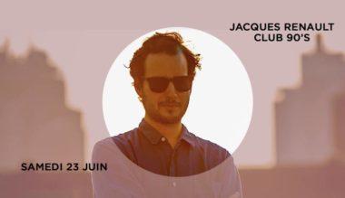 Bellona Club présente Jacques Renault & Club 90's