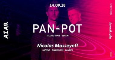 Pan-Pot & Nicolas Masseyeff - AZAR Club
