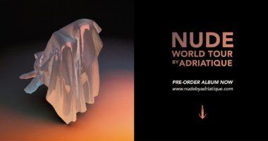 NUDE by Adriatique   Lyon