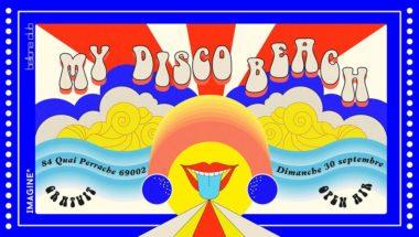 Gratuit : My Disco Beach