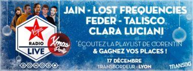 VIRGIN RADIO LIVE [SHOWCASES] JAIN + FEDER + TALISCO + LOST FREQUENCIES + CLARA LUCIANI