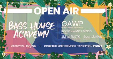 OPEN AIR - Bass House Academy #3