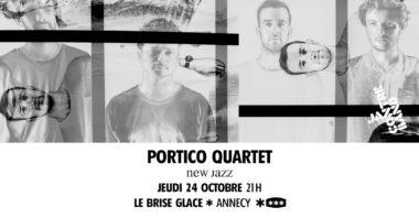 Portico Quartet au Brise Glace