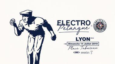 Electro Pétanque is Back !