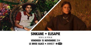 Sinkane + Elisapie au Brise Glace