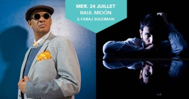 Raul Midón & Faraj Suleiman - Les Concerts suspendus