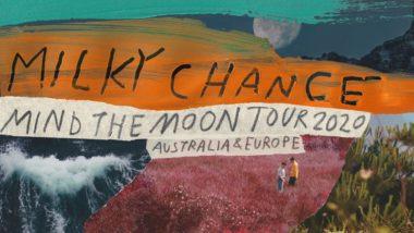 Milky Chance en concert à Lyon !