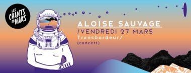 CDM #14   Aloïse Sauvage + Slogan