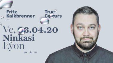 Fritz Kalkbrenner • True Colours Tour 2020 • Lyon