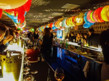 Bar du Mama Shelter Lyon