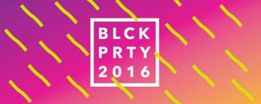 cover évènement BLCK PRTY fête de la musique