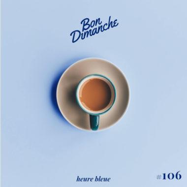 cover bon dimanche 106