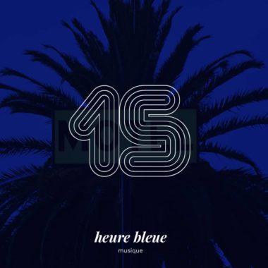 cover playlist heure bleue