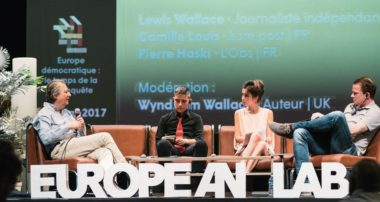 European Lab Forum © Marion Bornaz