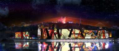 fête des lumières 2019 - damien fontaine