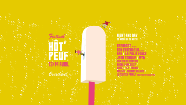 programmation hot peuf festival