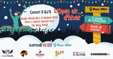 Open Air SoliBARités fête l'Hiver