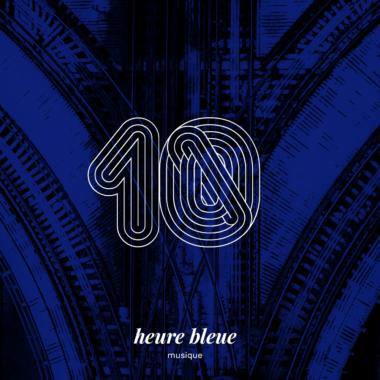 cover playlist heure bleue #10