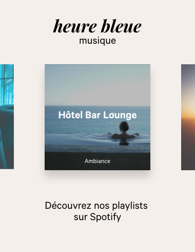 playlist heure bleue spotify