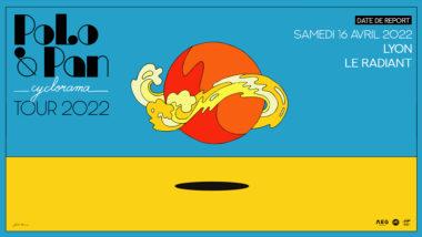 Polo & Pan en concert à Lyon !