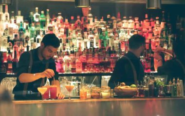 soda bar, lyon ,ce soir la, cocktail, bartender