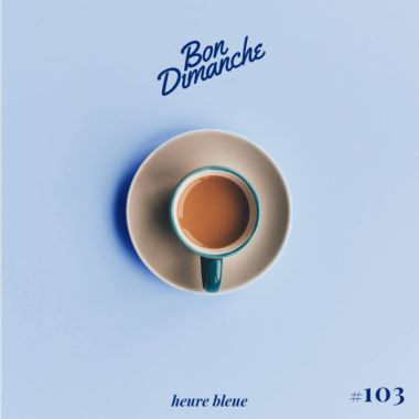 cover bon dimanche 103