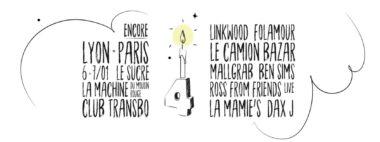 anniversaire collectif ENCORE concerts paris lyon