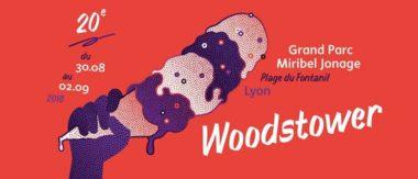 Festival Woodstower 2018 20 ans