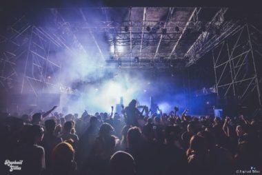 festival holocene scene
