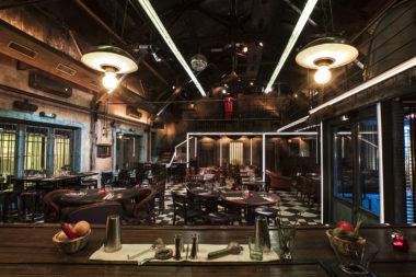 Le Diskret - Restaurant 1