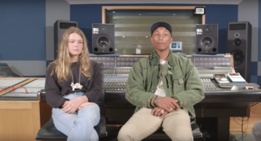 pharrell williams maggie rogers