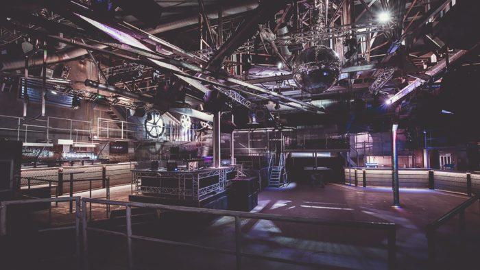 La Machinerie, nouveau club tendance à Lyon