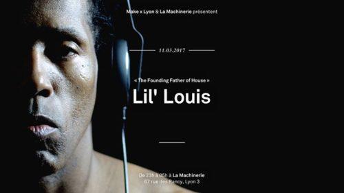MAKE X LYON présente : LIL LOUIS