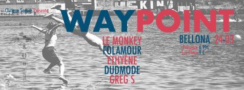Clinique Sonore Présente : Waypoint