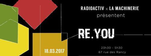 Radioactiv présente : Re.You