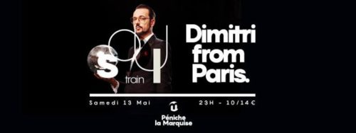 Dimitri from Paris // Soul Train Special edition at La Marquise