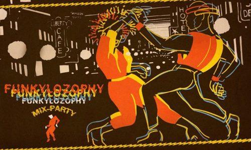 Funkylozophy Party-Mix