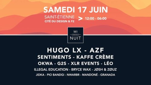 Mi-Nuit Festival #1 : Open Air & Indoor