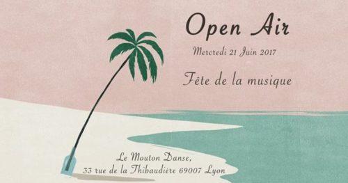 OPEN AIR - Fête De La Musique !