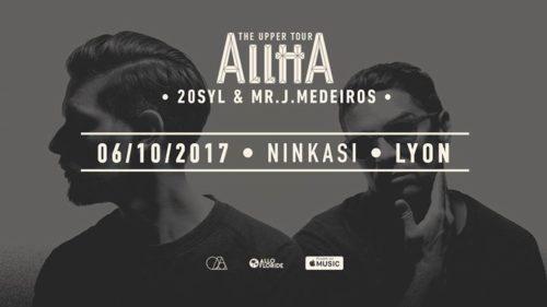 AllttA (20Syl & Mr. J. Medeiros) guest - Ninkasi, Lyon