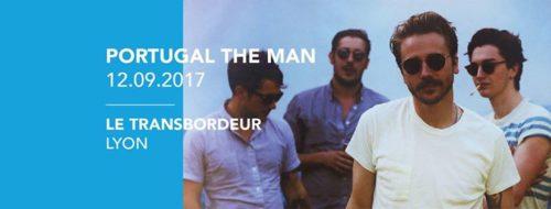 Portugal. The Man en concert à Lyon