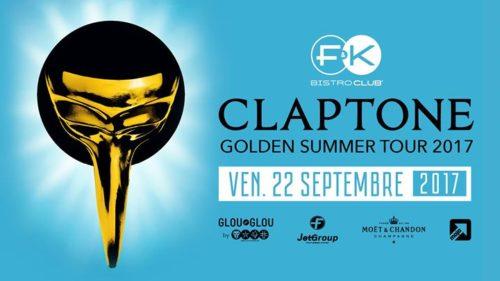F&K invite Claptone !